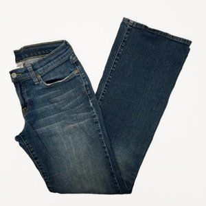 Lucky Brand Midrise Flare Jean | 6/28